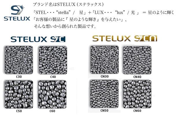 ブランド名はSTELUX(ステラックス )